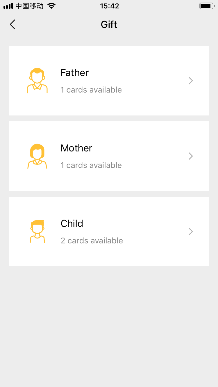 "WeChat launches ""relative cards"" feature to help with family members"