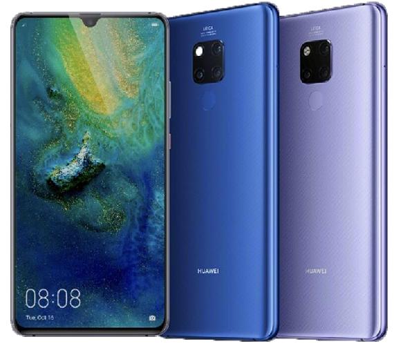 Huawei Mate 20 X/PHOTO: Wonda Mobile