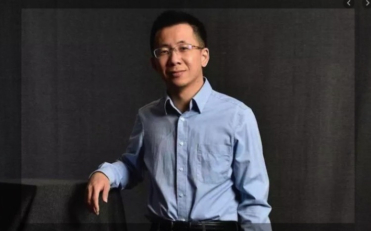 Zhang Yiming, Bytedance's founder & CEO