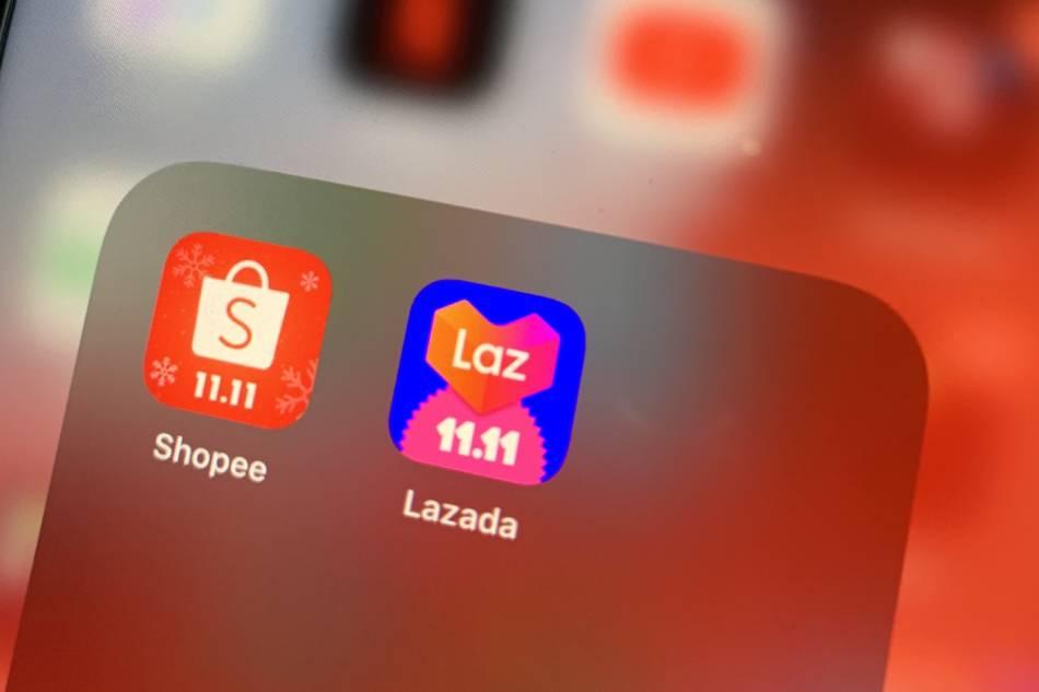 Lazada, Shopee Battle It out as Backer Alibaba, Tencent ...