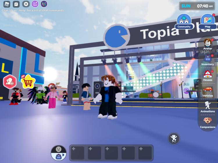 Livetopia on Roblox